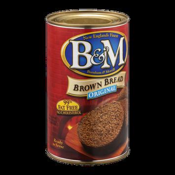B&M Brown Bread Original