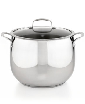 Tools Of The Trade Belgique Stainless Steel 12 Qt. Covered Stockpot