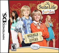Disney The Suite Life of Zack & Cody Circle of Spies