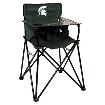 Ciao! Baby ciao! baby Michigan State Portable Highchair - Green