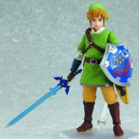 Good Smile Company Legend of Zelda Skyward Sword Link Figma Action Figure