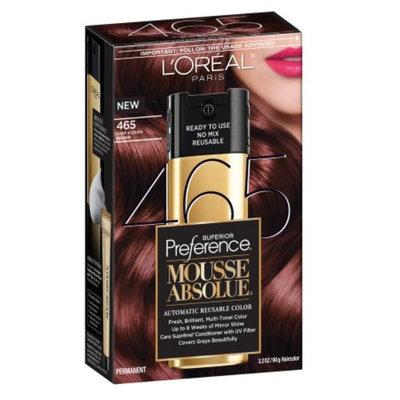 L'Oréal Paris Superior Preference Mousse Absolue Reusable Hair Color