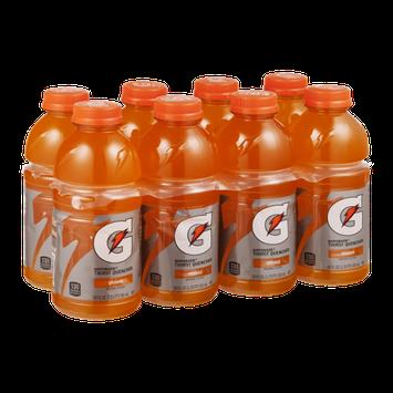Gatorade Thirst Quencher Orange - 8 CT