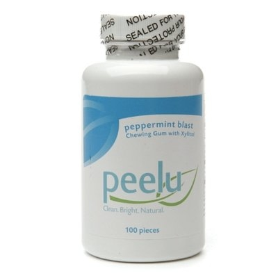 Peelu Chewing Gum with Xylitol