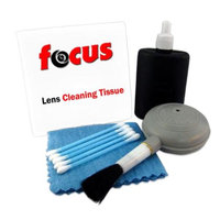 Focus Camera 5 Piece Deluxe Cleaning and Care Kit