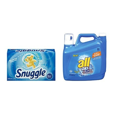Snuggle Stain Lifters With Fresh Release Variety Pack