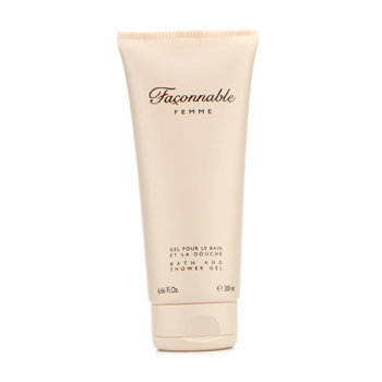 Faconnable Femme By Faconnable Shower Gel