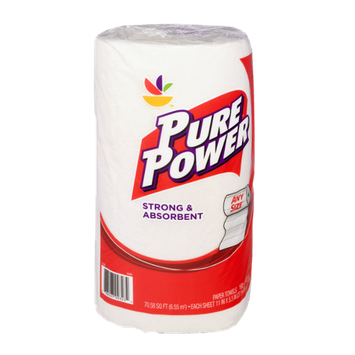 Pure Power Paper Towels