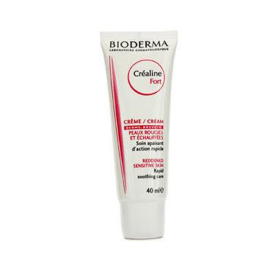 Bioderma - Sensibio (Crealine) Fort Cream (For Reddened Sensitive Skin) 40ml/1.33oz
