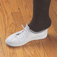 Ableware PermaTy Elastic Shoelaces Black 30 inch 3/Bag