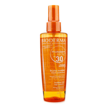 Bioderma Photoderm Bronz Invisible High Protection Spray SPF30 (For Sensitive Skin)