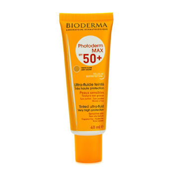Bioderma Photoderm Max Very High Protection Tinted Ultra Fluid SPF50+ (Teinte Claire Light Colour)