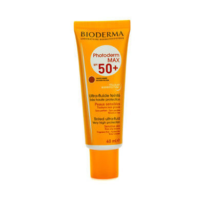 Bioderma Photoderm Max Very High Protection Tinted Ultra Fluid SPF50+ (Teinte Doree Golden Colour)