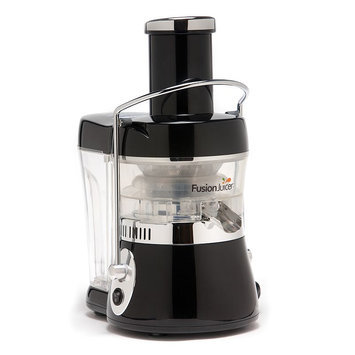 As Seen On Tv Fusion Juicer (Black)