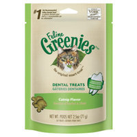 Greenies GREENiESA Cat Dental Treats