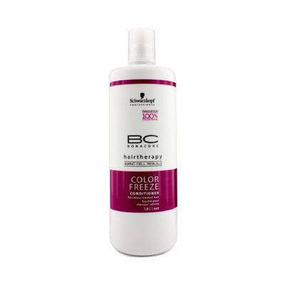 Schwarzkopf BC Color Freeze Conditioner (For Colour-Treated Hair) 1000ml/33.8oz