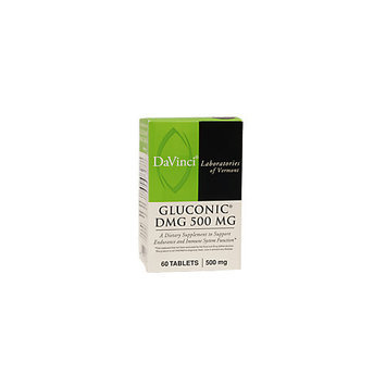 Davinci Gluconic Dmg 500 Mg - 60 Tablets - Other Vitamins