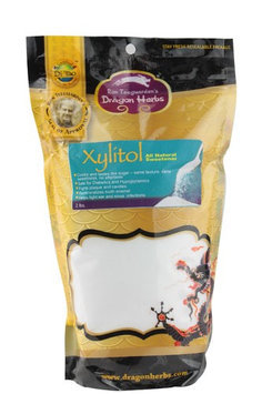 Dragon Herbs Xylitol All Natural Sweetener 2 lbs