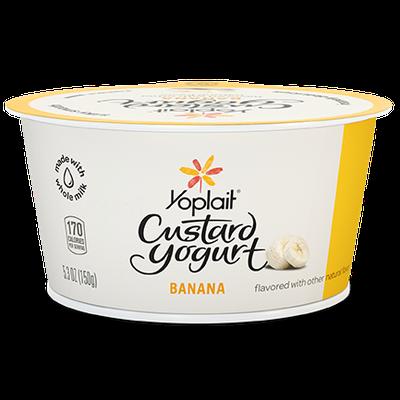 Yoplait® Custard Yogurt Banana