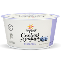 Yoplait® Custard Yogurt Blueberry