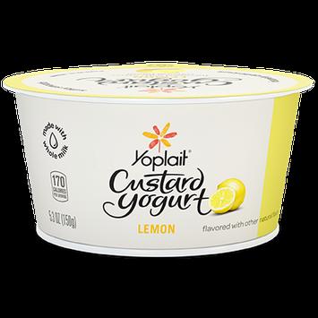 Yoplait® Custard Yogurt Lemon