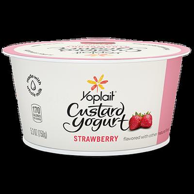 Yoplait® Custard Yogurt Strawberry