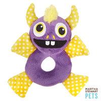 Martha Stewart PetsA Plush Ring Monster Dog Toy