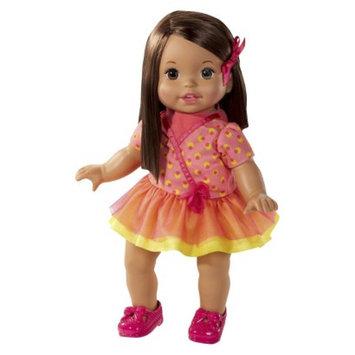 Little Mommy Sweet As Me Beautiful Ballerina Hispanic Doll