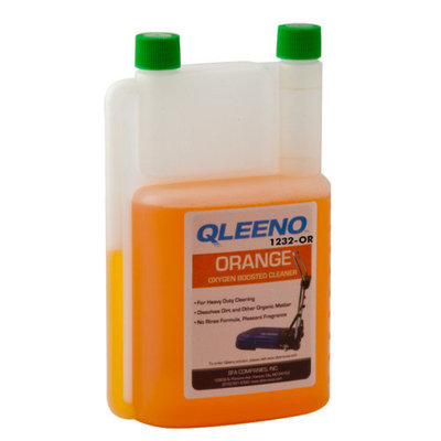 Qleeno 33 Oz Citrus Cleaner (Set of 12)