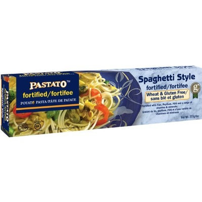Pastato Fortified Potato Spaghetti Style, 8-Ounce (Pack of 6)