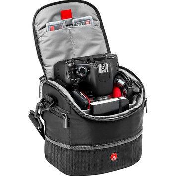 Manfrotto - Advanced Shoulder Bag Iv Camera Case - Black