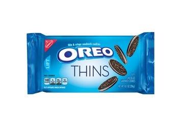 Oreo Thins Chocolate Sandwich Cookies