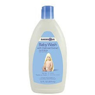 Babies 'R' Us Babies R Us Oatmeal Wash 12 oz.
