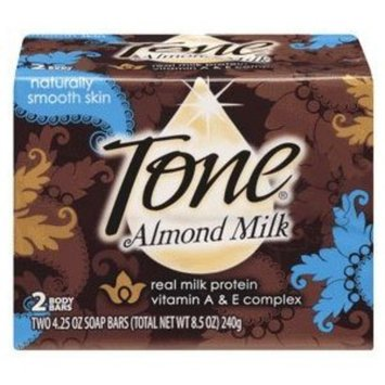 Tone Body Bar Soap Almond Milk