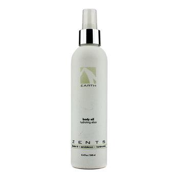 Zents Earth Body Oil Hydrating Elixir 248ml/8.4oz