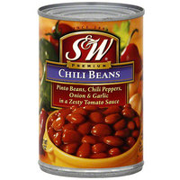 S&W Chili Beans