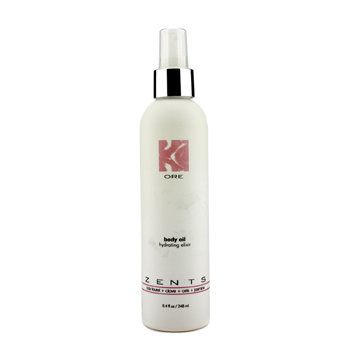 Zents Ore Body Oil Hydrating Elixir 248ml/8.4oz