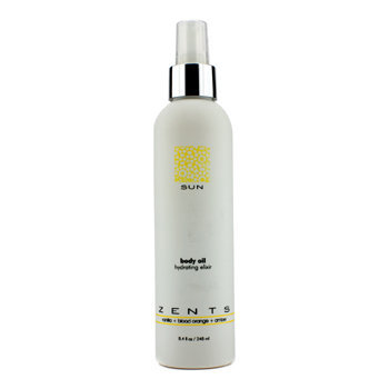 Zents Sun Body Oil Hydrating Elixir 248ml/8.4oz