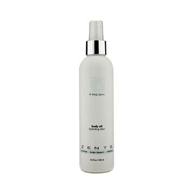 Zents Fresh Body Oil Hydrating Elixir 248ml/8.4oz