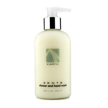 Zents Earth Shower & Hand Wash 242ml/8.5oz