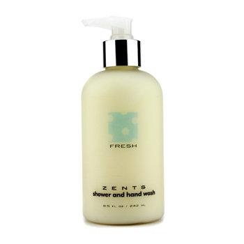 Zents Fresh Shower & Hand Wash 242ml/8.5oz