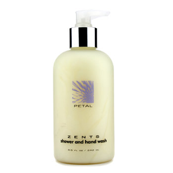 Zents Petal Shower & Hand Wash 242ml/8.5oz