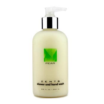 Zents Pear Shower & Hand Wash 242ml/8.5oz