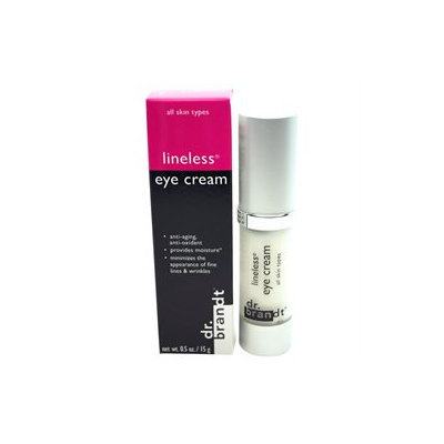 Dr. Brandt Skincare lineless® eye cream 0.5 oz