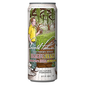 Arizona Arnold Palmer Half & Half Sweet Tea and Pink Lemonade 23 oz