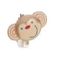 Crown Crafts Monkey Night Light