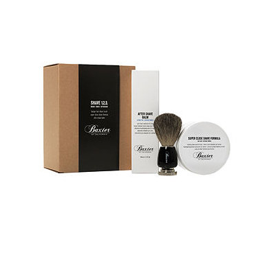 Baxter of California Shaving 1.2.3 Kit, 1 kit