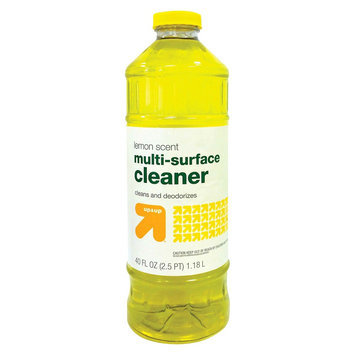up & up Household Cleaner And Disinfectant - Lemon Scent - 40 oz