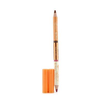 Paul & Joe Eye Liner WP & Eye Crayon Duo - # 002 Fiji 2x0.7g/0.02oz