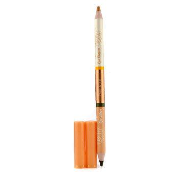 Paul & Joe Eye Liner WP & Eye Crayon Duo - # 003 Cyprus 2x0.7g/0.02oz